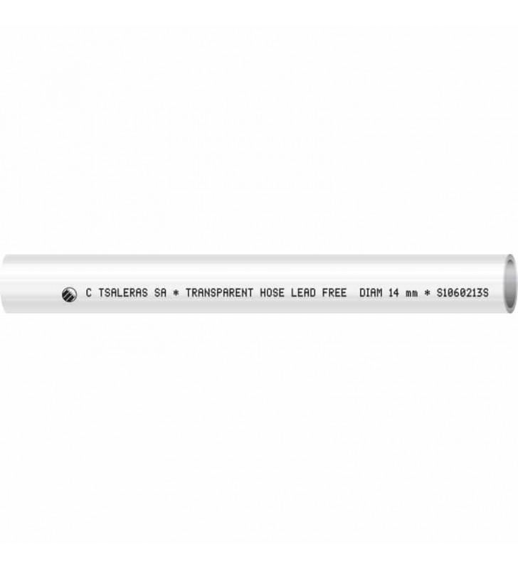 Αλφαδολάστιχο Διάφανο 50 μ. (6/ 8/ 10/ 12 mm) TSALERAS