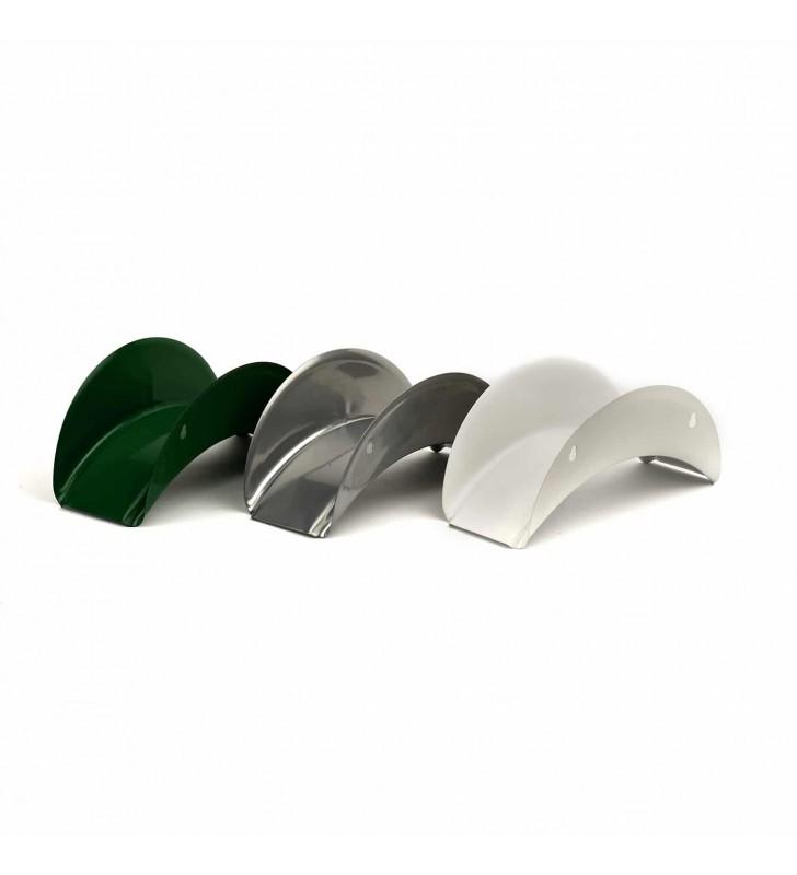 Σέλα Μεταλλική για Λάστιχο Ποτίσματος (Λευκή/ Γκρι/ Πράσινη)