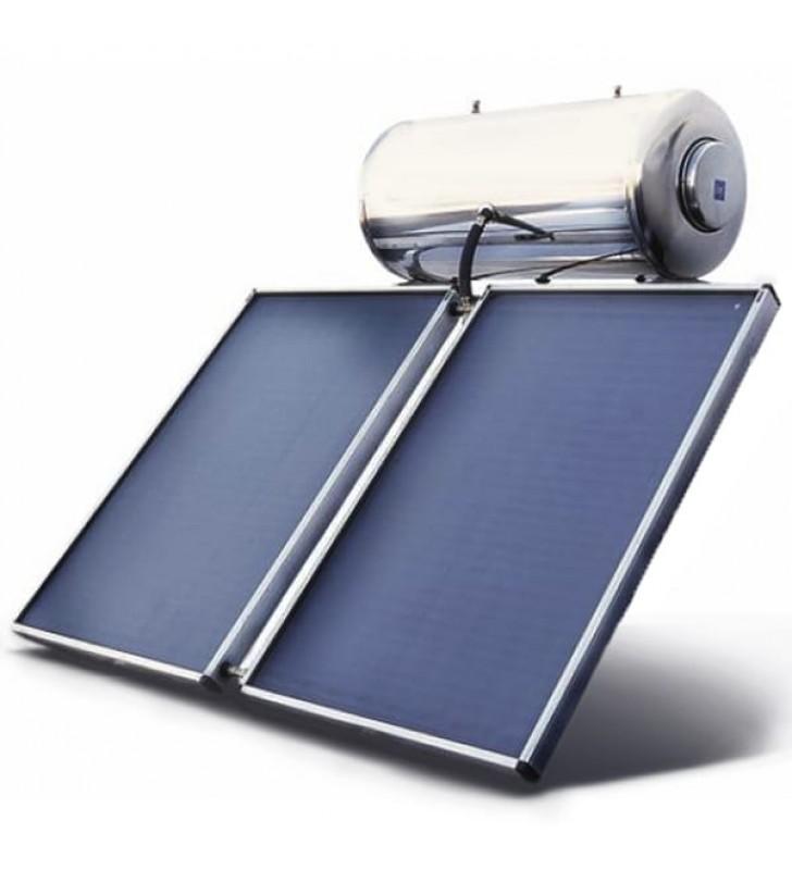 Ηλιακός Θερμοσίφωνας Glass Titanium Επιλεκτικός Συλλέκτης 160 lt