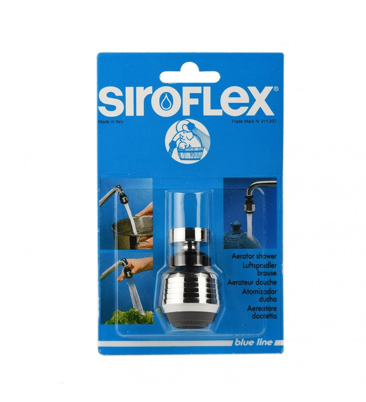 Φιλτρο Ρουξουνιού 22x1 Κοντό Βιδωτό Σπαστό SIROFLEX