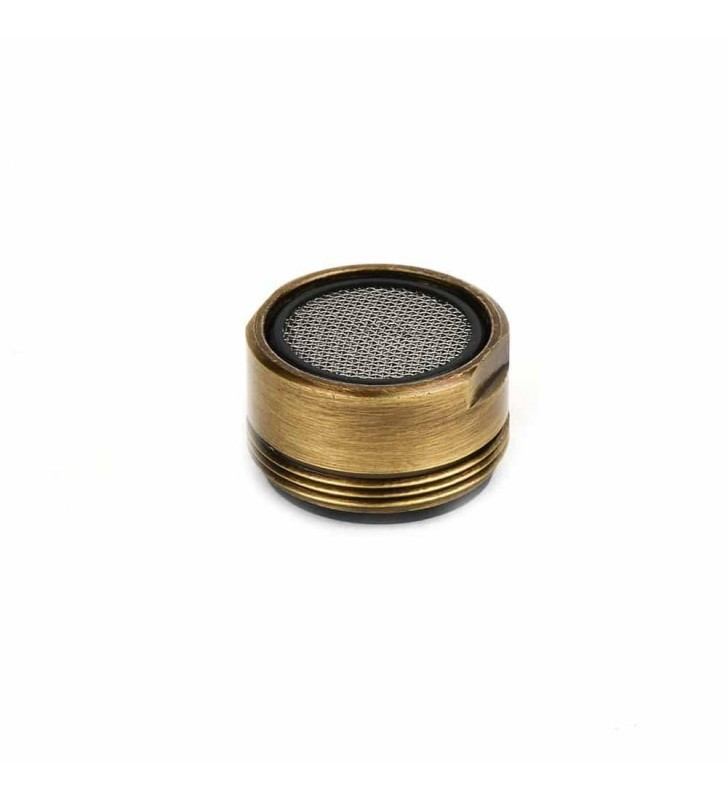 Φιλτράκι Ρουξουνιού 24x1 Αρσενικό Bronze