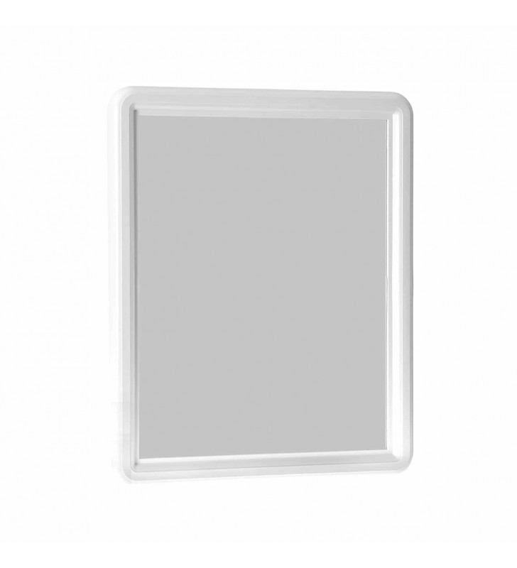 Καθρέπτης Πλαστικός Τετράγωνος 60x40 εκ. BEGAPLAST