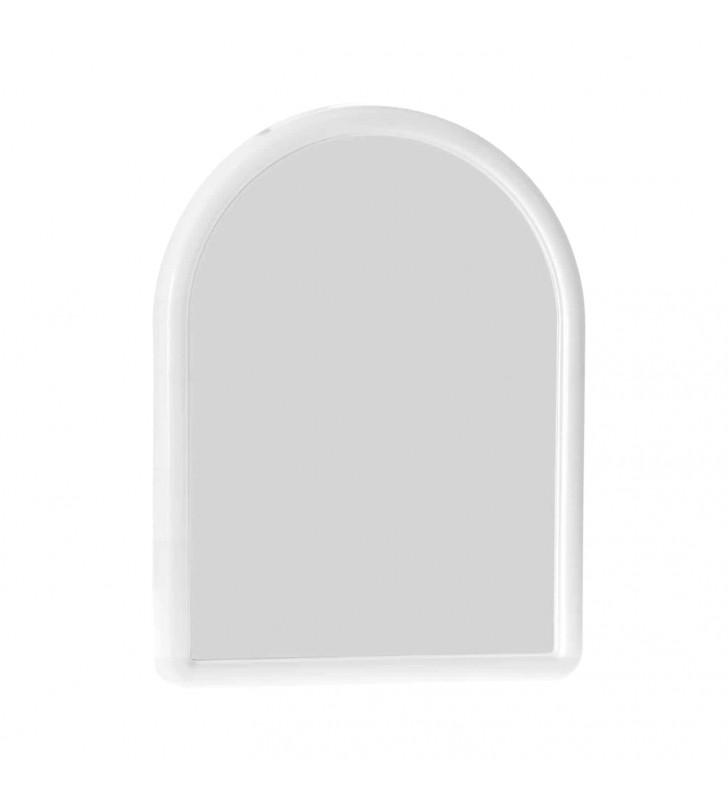 Καθρέπτης Πλαστικός Ημικυκλικός 55x41 εκ. BEGAPLAST