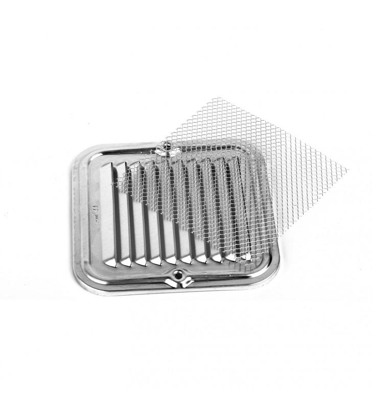 Περσίδα Αλουμινίου 14,5x14,5 εκ. με Σίτα
