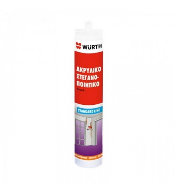 Ακρυλικός Στόκος 280 ml Wurth