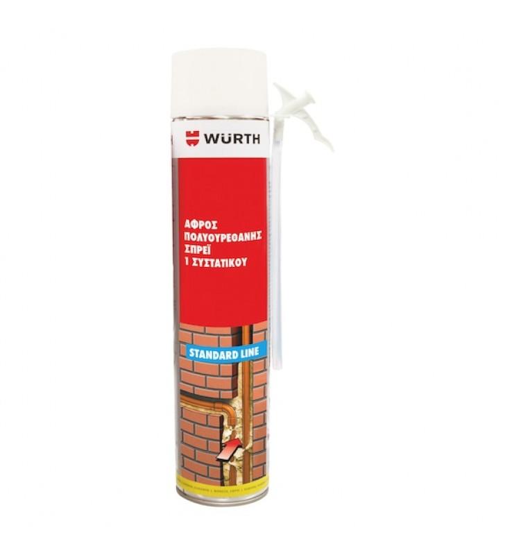 Αφρός Πολυουρεθάνης 700 ml Wurth