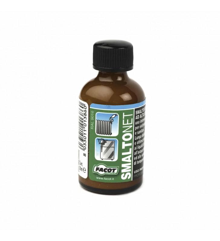 Βαφή Πορσελάνης Λευκή (Σμάλτο) 20 ml FACOT